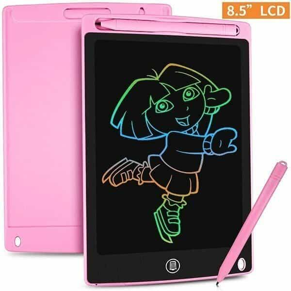HOMSTEC Tableta Escritura LCD Color 8,5 Pulgadas