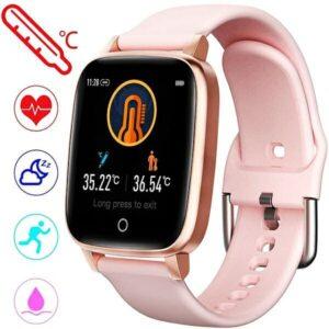 Reloj Deportivo Inteligente Con Bluetooth