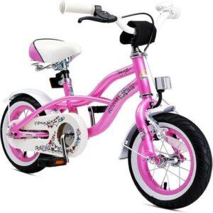 Bicicleta Infantil De Montaña De 12