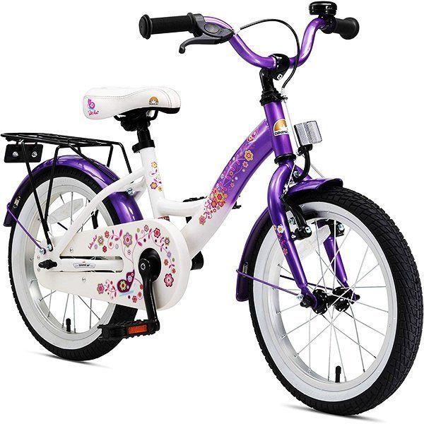 """Bicicleta Infantil De Montaña De 16"""""""