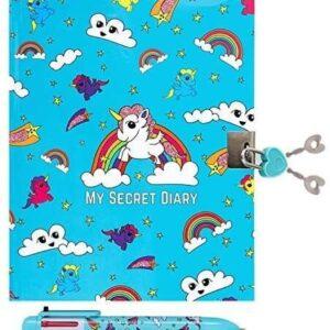 Diario Secreto con Candado
