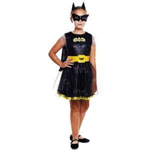 Disfraz Infantil De Bat Girl