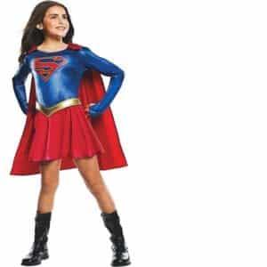 Disfraz Oficial Infantil De Supergirl