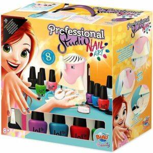 Professional Studio Nail Art Juego Salón de Manicura
