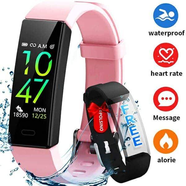 Reloj Inteligente Para Fitness Con Podómetro