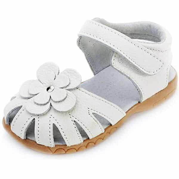 Sandalias con Punta Cerrada Para Niñas