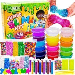 Slime Kit Set De Manualidades Para Niñas