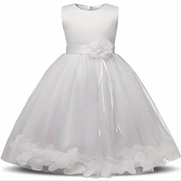 Vestido de bautizo para niñas