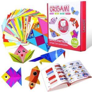 kit De Origami Para Niñas